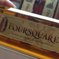 Photo taken at The Foursquare Rum Zone! by Anne O. on 12/13/2012