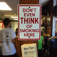 Photo taken at Alvin Ord's Sandwich Shop by Ryan A. on 4/21/2014