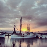 Photo taken at Dockside by Ryan A. on 1/9/2014