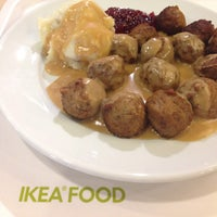 Photo taken at IKEA Restaurant by Ryan A. on 8/30/2013