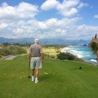 Photo taken at Kaneohe Klipper Golf Center by Ryan A. on 3/8/2013