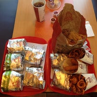 Photo taken at Arby's by Ryan A. on 5/12/2014
