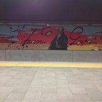 Photo taken at Estación de Goya by elarnesss on 5/26/2013