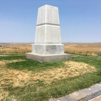 Photo taken at Little Bighorn Battlefield National Monument by Brad F. on 7/31/2017