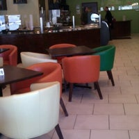 Photo taken at Kibberia Middle Eastern Restaurant & Cafe by Ashish V. on 1/31/2013