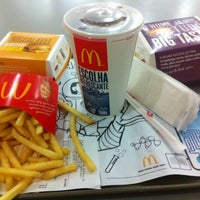 Photo taken at McDonald's by Cadu P. on 2/4/2013