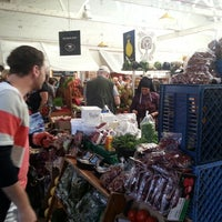 Photo taken at Neighbour goods market by Richard W. on 11/9/2013