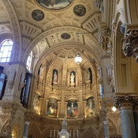 Photo taken at St. Francis Xavier Catholic Church by Luigi A. on 6/22/2013