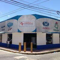 Photo taken at Comercial Portillo S.A de C.V by Shamba V. on 8/2/2013