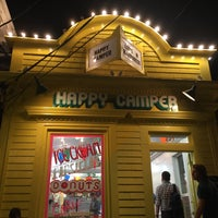 Photo taken at Happy Camper Donuts by fagabond on 8/26/2015