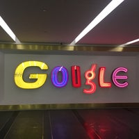 Photo taken at Google New York by fagabond on 5/16/2017