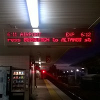 Photo taken at Beenleigh Railway Station by Sharon P. on 8/4/2016