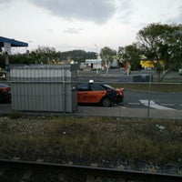 Photo taken at Beenleigh Railway Station by Sharon P. on 8/15/2016