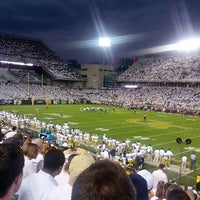 Photo taken at Bobby Dodd Stadium by Timothy Y. on 9/26/2013
