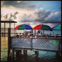 Photo taken at Dewey Destin's Seafood & Restaurant by Lori S. on 6/9/2013