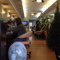Photo taken at Elite Nails by Martha F. on 1/18/2014