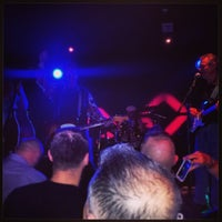 Photo taken at Centrale Rock Pub by Luca 'Keeno' O. on 3/30/2014