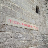 Foto tomada en Museo Picasso Málaga por beatto el 5/18/2013