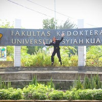 Photo taken at Fakultas Kedokteran Unsyiah by HULUQ4INDONESIA on 1/12/2016