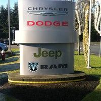 Photo taken at Richmond Chrysler Dodge Jeep Ltd. by Garrett H. on 1/3/2013
