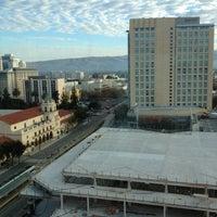 Photo taken at Hilton San Jose by Ed G. on 11/15/2012