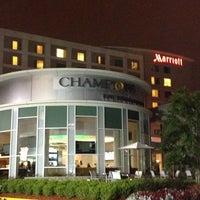 Photo taken at Atlanta Airport Marriott Gateway by Ed G. on 10/3/2012