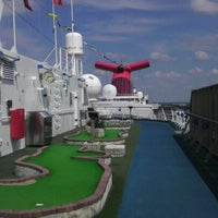 Photo taken at Carnival Legend by Brittanni G. on 9/23/2012