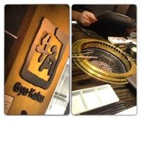 Photo taken at Gyu-Kaku Japanese BBQ by Thomas C. on 12/1/2012