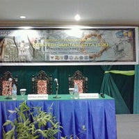 Photo taken at Hotel Sahid Manado by Karen Angelique T. on 10/30/2012