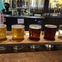 Photo taken at Fairhope Brewing Company by James H. on 1/2/2018