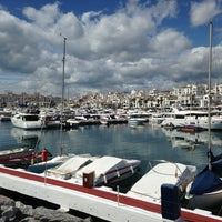 Photo taken at Puerto Banús by Андрей К. on 3/28/2013