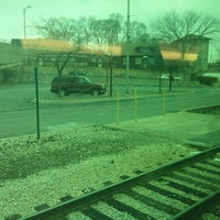 Photo taken at Metra - Blue Island Vermont Street by Bre R. on 12/23/2012