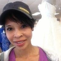 Photo taken at David's Bridal by Marta M. on 4/6/2013
