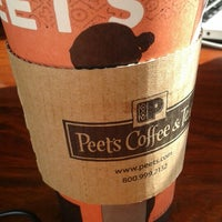 Photo taken at Peet's Coffee & Tea by n b. on 10/1/2014