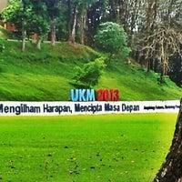 Photo taken at Universiti Kebangsaan Malaysia (UKM) by Saru Y. on 1/20/2013