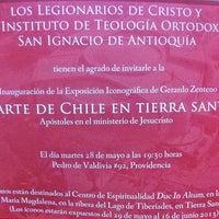 Photo taken at Instituto de Teología Ortodoxa San Ignacio de Antioquía by Fernando S. on 5/23/2013