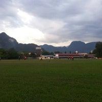 Photo taken at Politeknik Ungku Omar by Harris Y. on 1/20/2013
