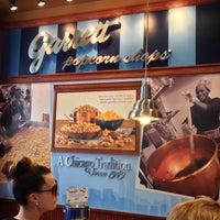 Photo taken at Garrett Popcorn Shops by Kal S. on 5/19/2013