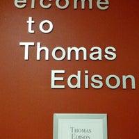 Photo taken at Thomas Edison Service Area by Andrew B. on 12/22/2012