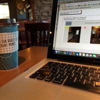Photo taken at Caribou Coffee by Mitch B. on 10/18/2016