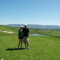 Photo taken at Soldier Hollow Golf Course by Stacie S. on 6/7/2014