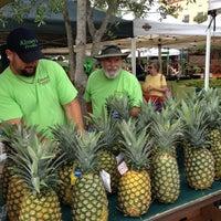 Photo taken at Sarasota Farmers Market by Dave H. on 6/2/2013