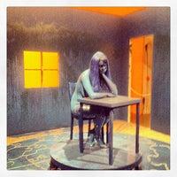Photo taken at Orange County Museum of Art by Jon-o G. on 3/14/2013
