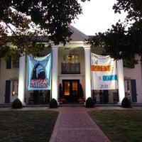 Photo taken at Kappa Kappa Gamma House by Kate Y. on 10/21/2014