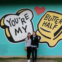 Photo taken at You're My Butter Half by Kate Y. on 2/10/2017