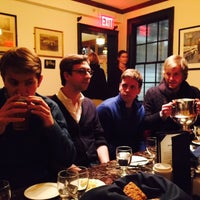 Photo taken at Mory's by Mike L. on 2/27/2015