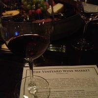 Photo taken at The Vinyard Wine Market by Stephanie B. on 12/5/2012
