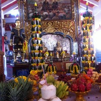 Photo taken at Don Chedi Temple by Bua W. on 1/15/2013