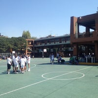 Photo taken at Instituto Inglés Mexicano by Oscar M. on 11/10/2012