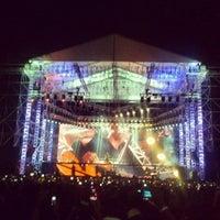 Photo taken at Gedung Harian Poskota by Muheir R. on 8/29/2013